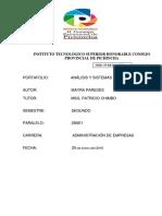 28ae1portafolio de Organizacion y Sistemas Mayra