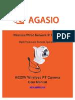 A622W User Manual
