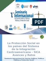Conferencia «Sistema de Protección Social de Centroamérica y el Caribe