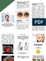 Leaflet Katarak Ikram