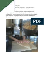 Tortilleria Ejercisio de I.O.
