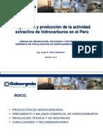 Extraccion de Hidrocarburos