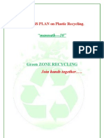 29847013 Business Plan on Plastic Recycle