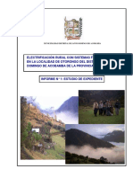 Electrificacion Rural Con Sistemas Fotov