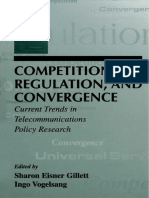 (LEA Telecommunications) Sharon E. Gillett, Ingo Vogelsang (Editors)-26th Telecommunications Policy Research Conference (TPRC) _ Competition, Regulation,