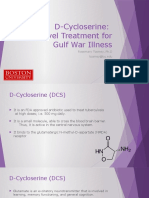"PPT-""D-Cycloserine"