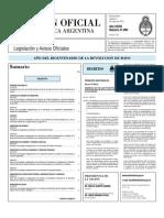 Boletin Oficial 04-05-10 - Primera Seccion