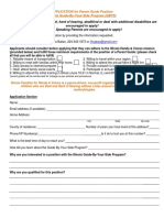 Illinois Guide By Your Side (GBYS) Parent Guide Application Form