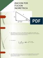 integracionporsustituciontrigonometrica-130527210630-phpapp02