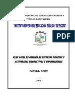 Plan de Actividades Productivas y Empresariales 2015_ok