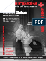 06/2016 Aikido Seminar Colonia - Uruguay