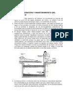 Manual de Mantenimiento y Operacion Del Tanque Septico