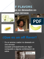 Off Flavors Presentation