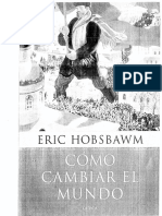 Eric J. Hobsbawm - Como Cambiar El Mundo