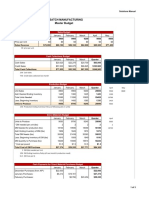 Master Budgeting - YZ