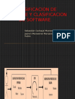 Clasificacion de Hadware y Clasificacion de Software