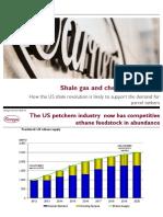 SNI and Petchem Trends