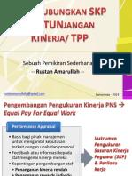 Hubungan SKP Dan TPP