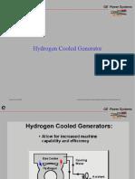 Hydrogen Cooled Generator (Generador Enfriado Por Hidrogeno)