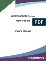 Foxcon 45GMX Manual