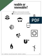 renewables elementary activity 1