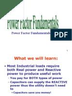 Power Factor Fundamentals