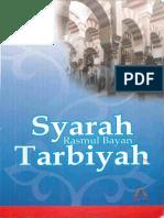 Syarah Rasmul Bayan Tarbiyah (Raw Scan)
