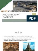 Arquitectura Barroca Europea