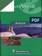 Michelin - Guia de Grecia - La Guia Verde