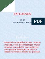 Explosivos Parte 3 Pedreiras