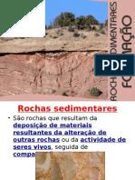 Rochas Sediment Are s