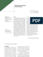 Texto 3 Aprendizagem Organizacional (1)