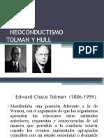 Tolman y Hull