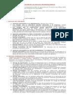 Clasificación de Los Riesgos Organizacionales