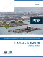 Agua y Empleo 2016 - OnU