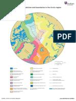 Maritime Jurisdiction and Boundaries in the Arctic Region