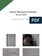 Album 28-04 atelier animation créative