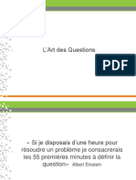 L'Art des Questions