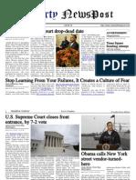 Liberty Newspost May-04-10 Edition