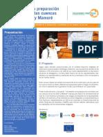 Resiliencia en Cuencas
