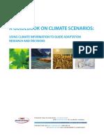 A Guidebook on Climate Scenarios