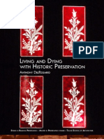 Living and Dying with Preservation