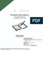 Diario del Profesor Porlan, Rafael