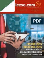 Revista Actualicese No50 Diciembre 2015