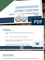Procesos Neurofisiológicos de La Lectura y Escritura