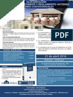 Inmobilex Evento 21 de Abril 2016