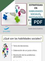 Estrategias en Habilidades Sociales y Motivación