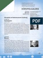 WDR-Handzettel