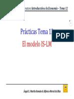 Macroeconomia IS-LM