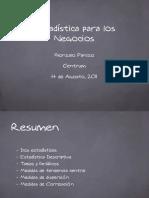 Sesiones 1-4